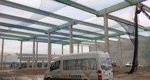 Absturzsicherung und Dachsicherung in Wiesbaden montiert