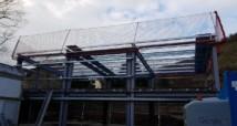 Schutznetz Montage & Dachrandsicherung Wiesloch