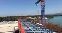 Netzmontage Dachrandsicherung Iffesheim
